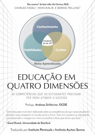 livro educacão em 4 dimensões